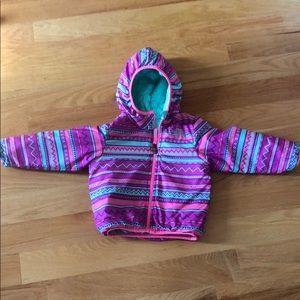 Reversible lightweight North Face